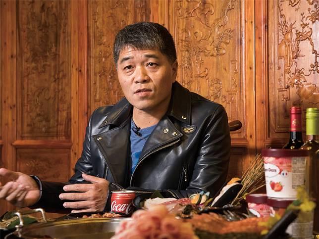 馬辣國際餐飲集團營運長陳國光。