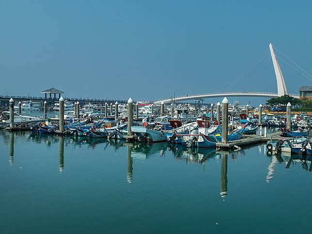 ▲淡水輕軌藍海線途經許多知名景點,通車後對觀光產業助益大。(圖/信義房屋提供)