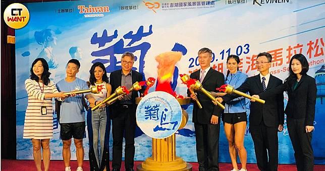 澎湖辦馬拉松心機好重!補給站超多美食要讓跑者「吃到捨不得完賽」