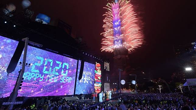 台北跨年晚會幕後直擊!五月天演唱會團隊操刀,全台首場5G大型體驗揭秘
