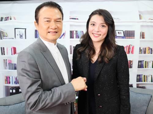 台北花市副董事長呂瀅瀅:讓台灣花卉在國際綻放!