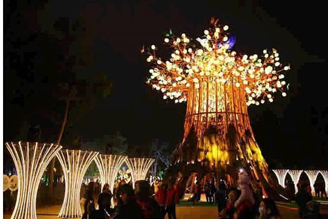 2020台灣燈會璀璨台中!中華電信搶先釋出5G應用邀民眾體驗