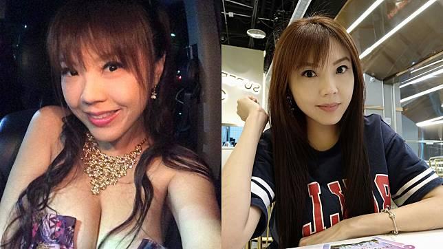▲劉樂妍在台北被記者跟拍,她拔腿就跑。(圖/劉樂妍臉書)
